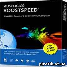 AusLogics BoostSpeed v.6.1.0.0 DC 01.08.2013 (Cracked) Скачать бесплатно ..